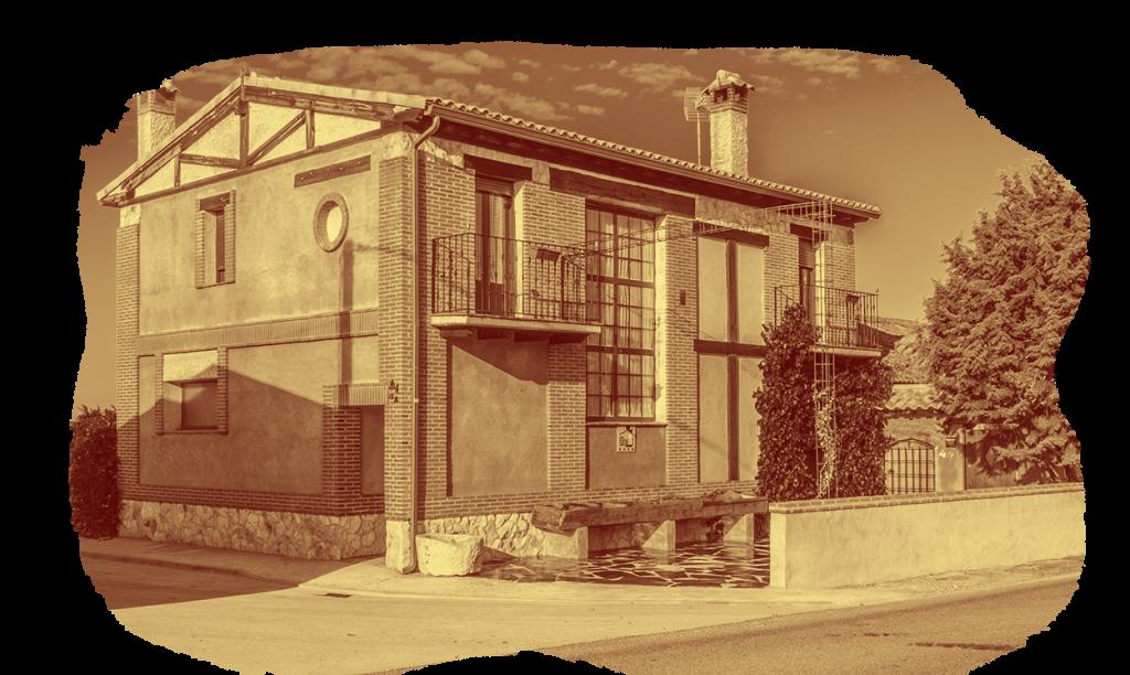 Gran casa rural en Llano de Olmedo (Valladolid)