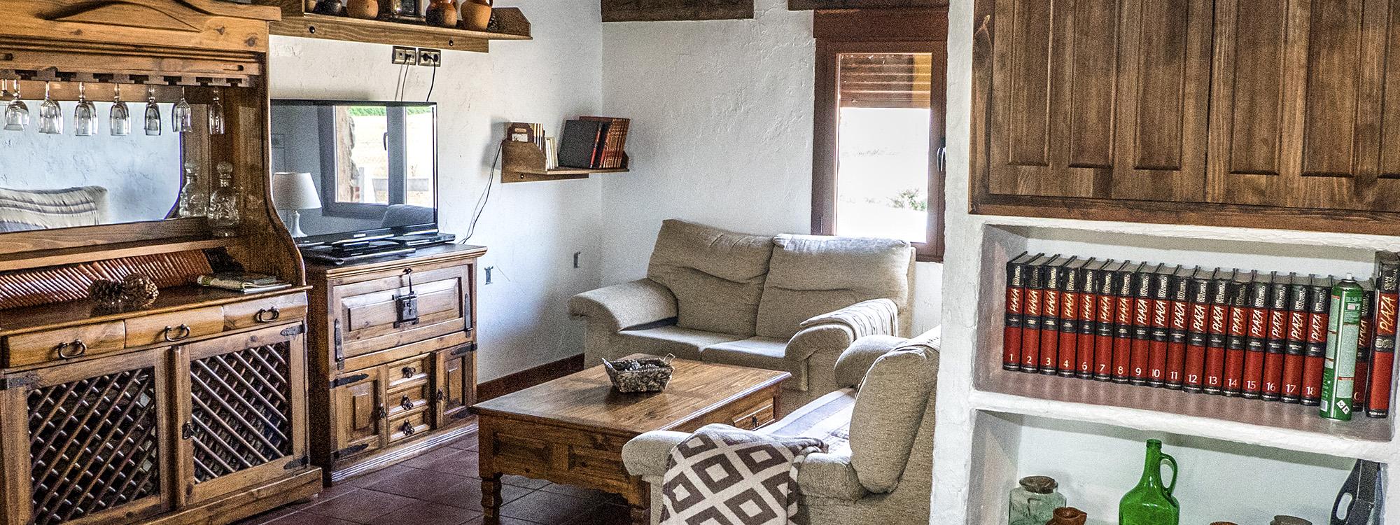 Salón Casa de Arenas, Llano de Olmedo
